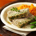 Turkey Apple Meatloaf